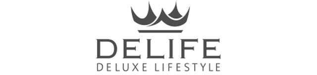DeLife logo