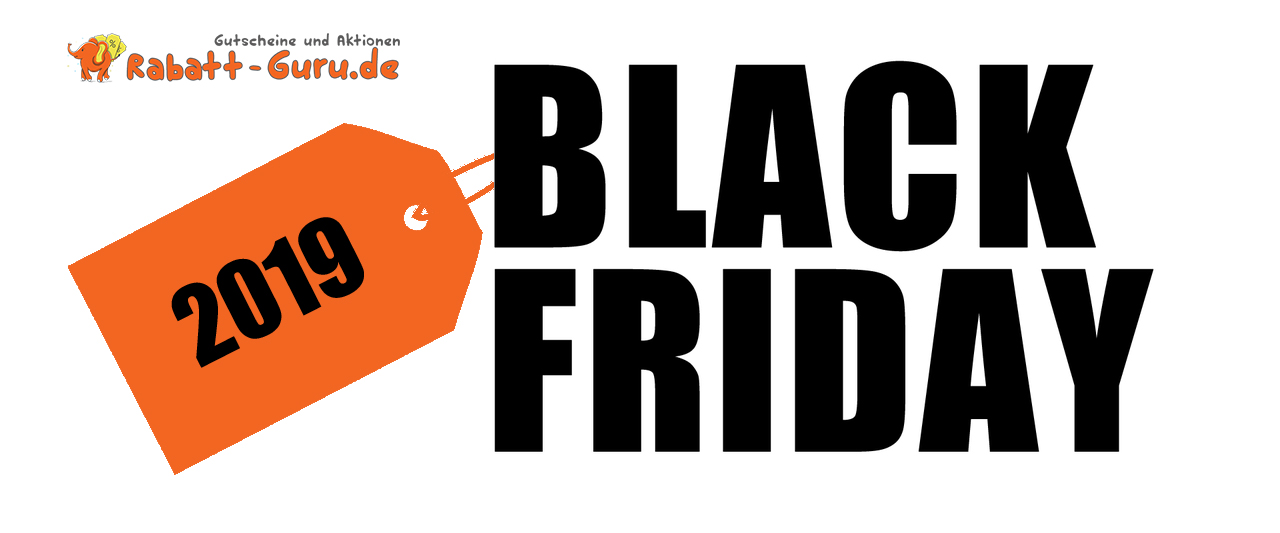 Black Friday Angebote 2019