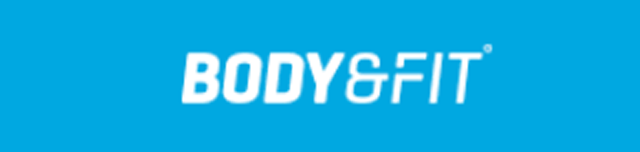 Body & Fit logo
