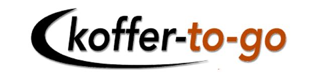 Koffer to go Logo