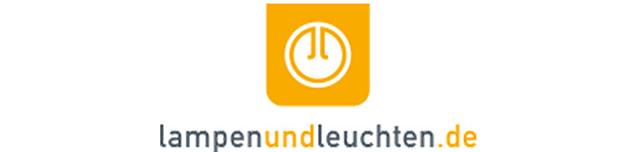 Lampen und Leuchten Logo