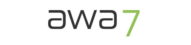 awa7 - VISA Kreditkarte