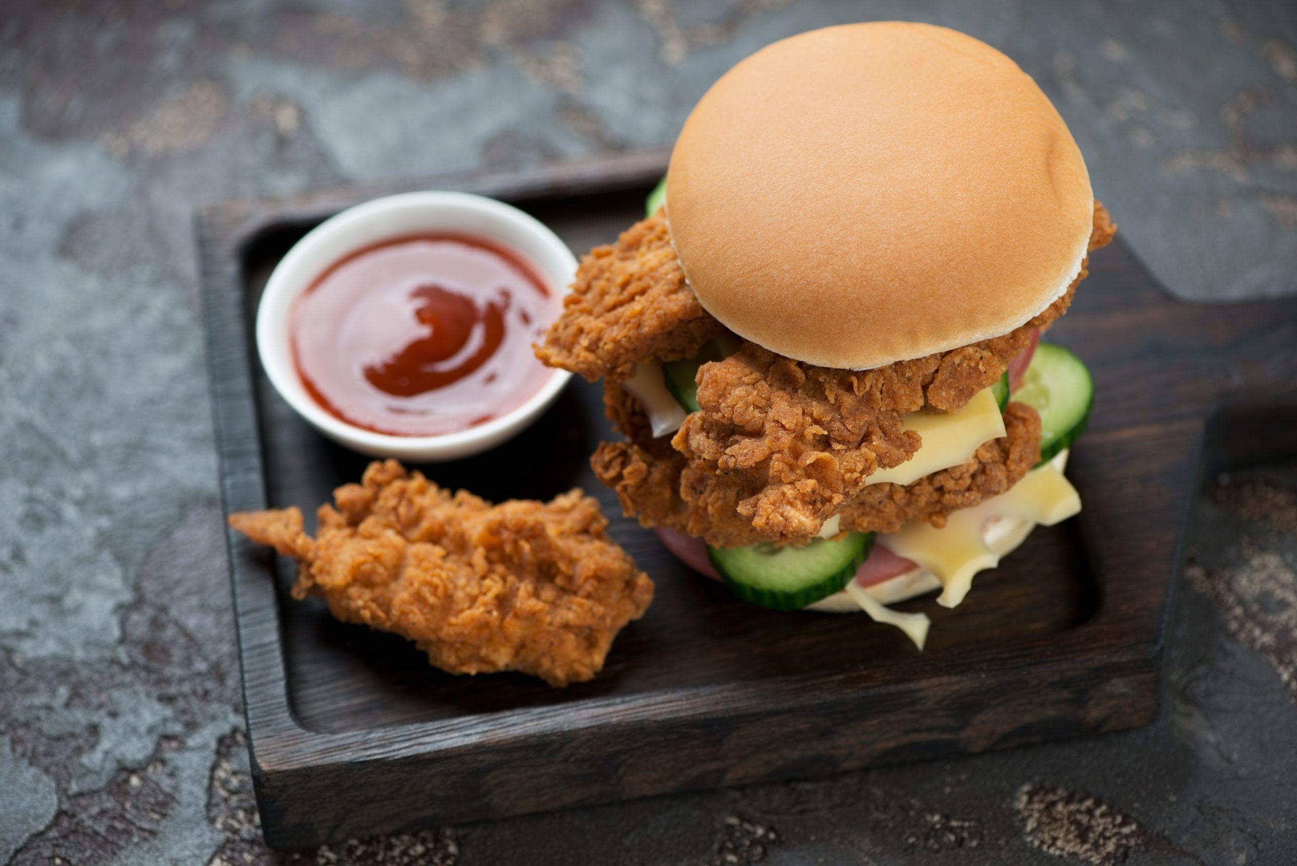 Chicken Burger - eine gesündere Alternative für den Rinderklassiker   Gutscheincode oder Rabatt sichern!