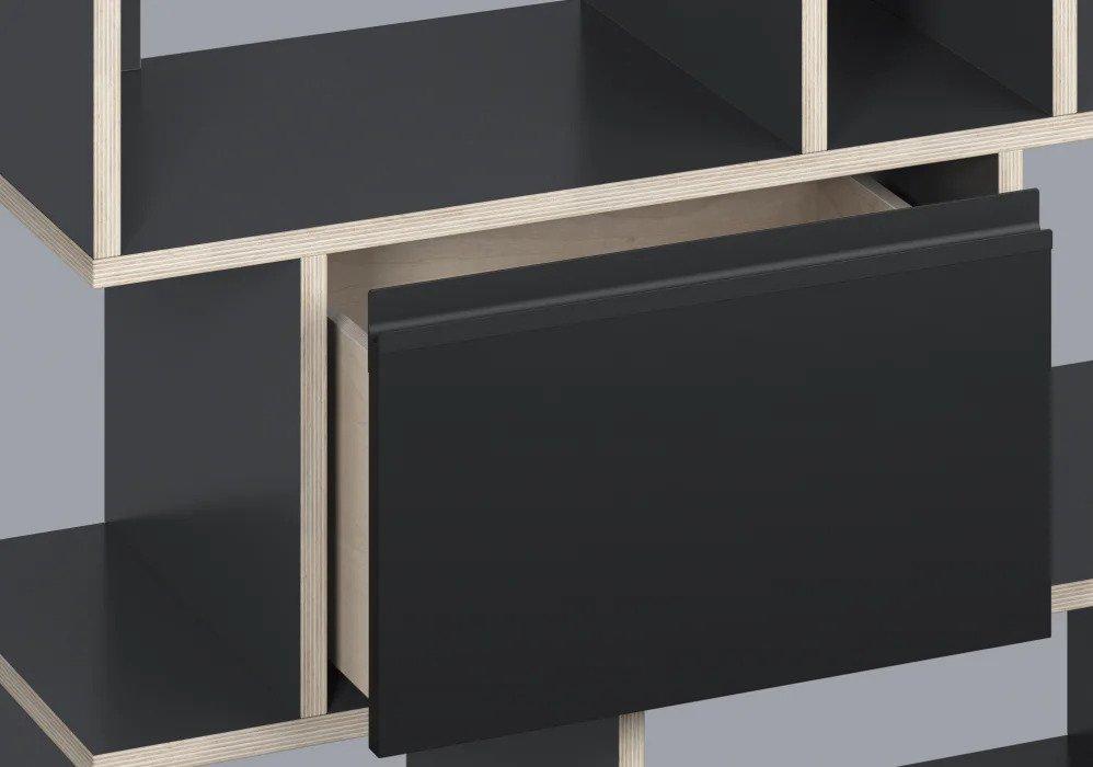 Bücherregale oder eine Holzkommode. So dekorieren Sie ein Schlafzimmer im skandinavischen Stil | Gutscheincode oder Rabatt sichern!